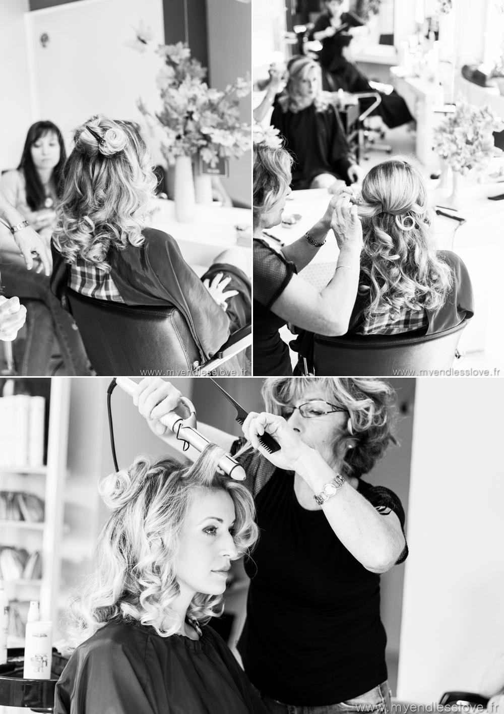 photos coiffure mariage