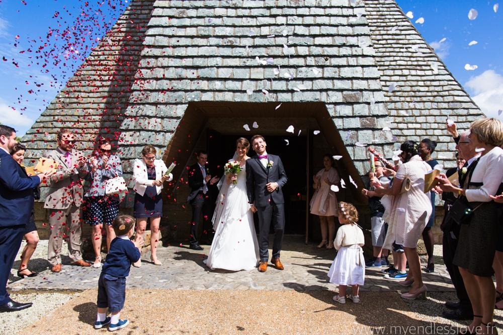 chapelle nacqueville photographe mariage