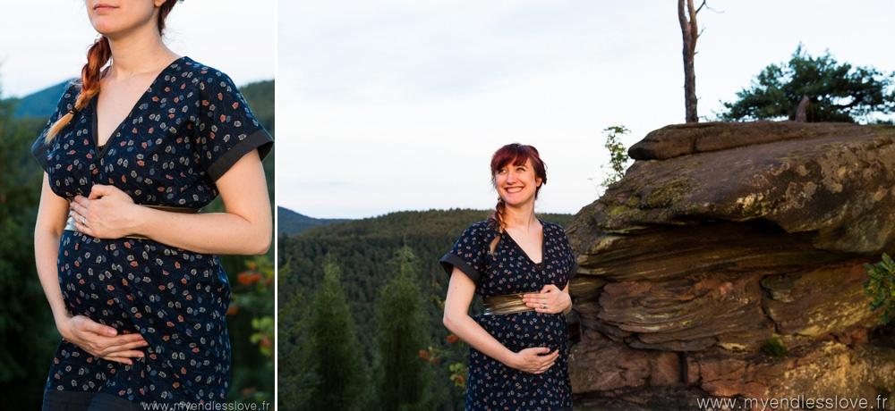photographe grossesse haguenau suivi grossesse exterieur