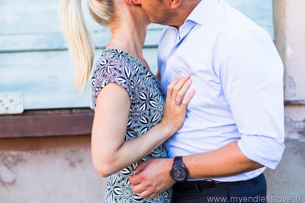 couple futurs mariés à strasbourg